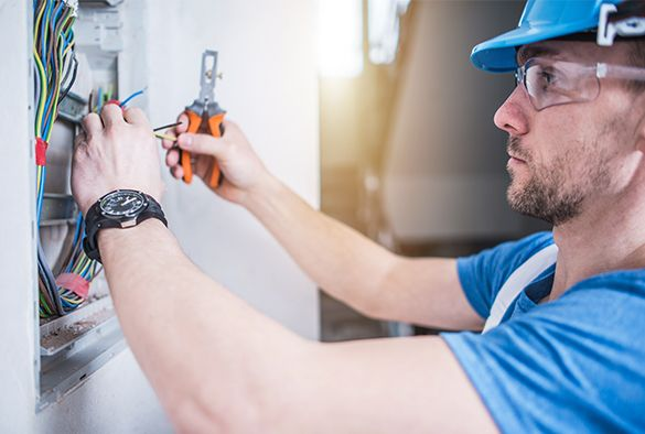 proffesional electricians in chislehurst